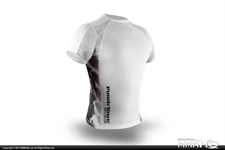 Today on MMAHQ PunchTown Ice Mamba Rashguard - $32